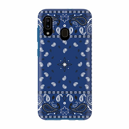 Picture of Supreme Series for Samsung A20, Blue Set