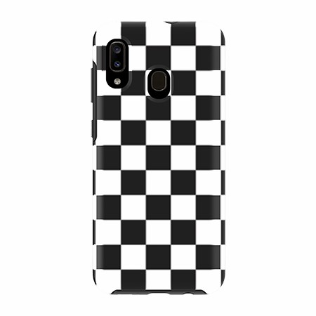 Picture of Supreme Series for Samsung A20, Checkers