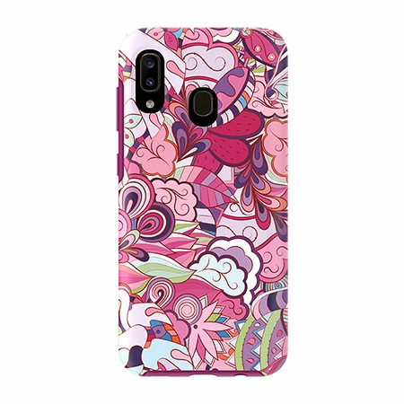 Picture of Supreme Series for Samsung A20, Paradise Pink
