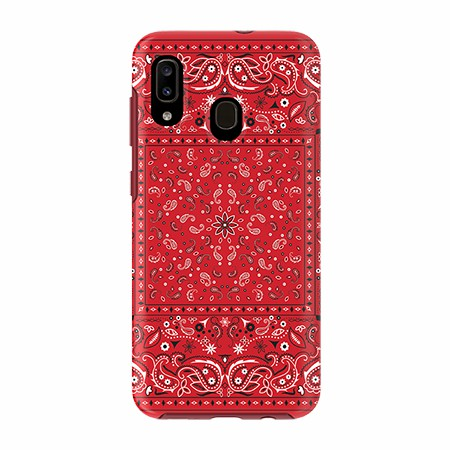 Picture of Supreme Series for Samsung A20, Red Set