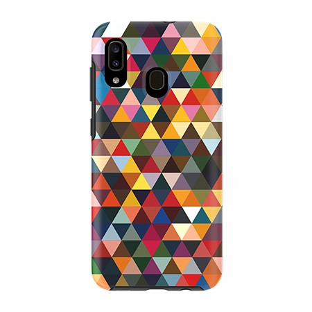 Picture of Supreme Series for Samsung A20, Triangle Spectrum