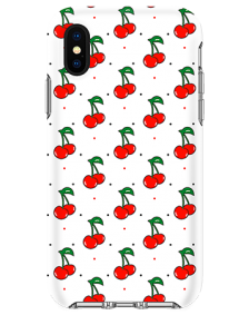 Picture of Apple iPhone X/XS Supreme Series Case, Cherry