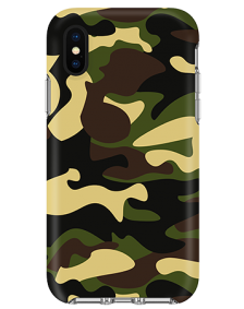 Picture of Apple iPhone X/XS Supreme Series Case, Green Camo