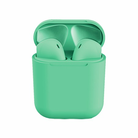 Picture of True Wireless Ear Buds with Charging Dock, Green