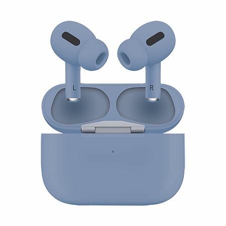 Picture of True Wireless Pro Ear Buds with Charging Dock, Blue