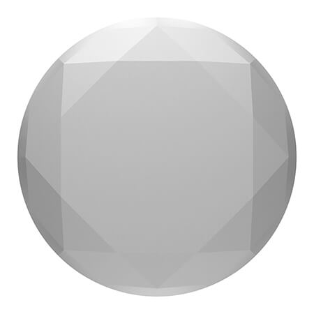 Picture of Silver Metallic Diamond BK