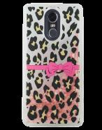 Picture of AMPD Liquid Glitter Design Series for LG Stylo 4, Cheetah