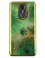 Picture of AMPD Liquid Glitter Design Series for LG Stylo 4, Palm Trees
