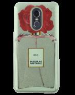 Picture of AMPD Sticker Glitter Design Series for LG Stylo 4, Perfume