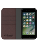 Picture of Apple iPhone 7 & 8 B-Folio Executive Leather Case, Brown