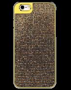 Picture of Apple iPhone 6 Plus & 6s Plus Brilliant Series Case, Gold Rhinestones