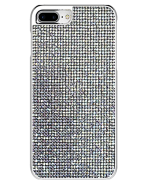 Picture of Apple iPhone 7 Plus & 8 Plus Brilliant Series Case, White Rhinestones