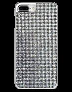 Picture of Apple iPhone 7 Plus & 8 Plus Brilliant Series Case, White Rhinestones