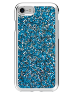 Picture of Apple iPhone 7 & 8 Brilliant Plus Series Case, Blue Topaz