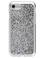 Picture of Apple iPhone 7 & 8 Brilliant Plus Series Case, Silver