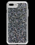 Picture of Apple iPhone 7 Plus & 8 Plus Brilliant Plus Series Case, Black Star