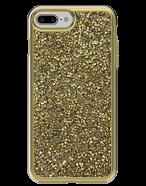 Picture of Apple iPhone 7 Plus & 8 Plus Brilliant Plus Series Case, Gold