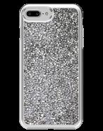 Picture of Apple iPhone 7 Plus & 8 Plus Brilliant Plus Series Case, Silver