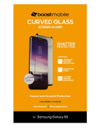 Picture of Samsung Galaxy S9+ Curved Glass Screen Guard