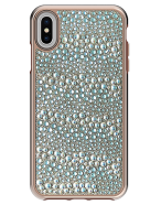 Picture of Apple iPhone Xs Max Krystal Series Limited Edition Case, Rose Gold Krystals & Pearls