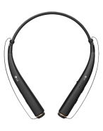 Picture of LG Tone Pro 780 Stereo BT Headphones, Black