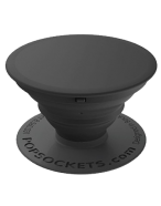 Picture of PopSockets, Black with Mount