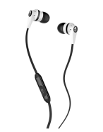 Picture of Skullcandy Ink'd 2.0 Earbud Headphones, White/Black