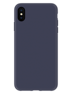 Picture of SYB Slimline Series Case for Apple iPhone Xs Max, Midnight Blue