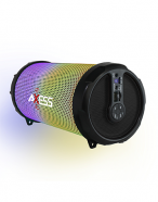Picture of SPBL1044 LED Bluetooth Media Speaker, Black