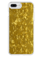 Picture of Apple iPhone 7 Plus & 8 Plus Sparkle Series Case, Crystal Yellow