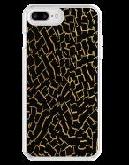 Picture of Apple iPhone 7 Plus & 8 Plus Sparkle Series Case, Safari Black
