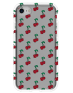 Picture of Apple iPhone 7 Plus & 8 Plus Supreme Series Limited Edition Case, Glitter Cherry